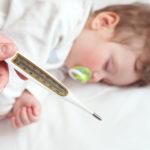 Почему при глистах поднимается температура у детей, есть ли опасность