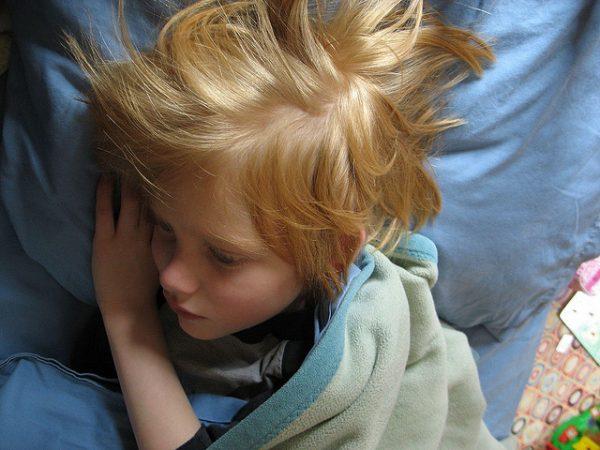 температура не сбивается у ребенка