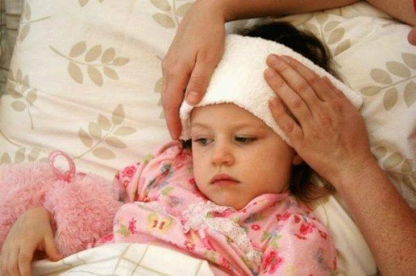 при какой температуре вызывать скорую ребенку