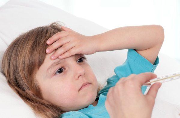 Ребенок быстро снять температуру в домашних условиях