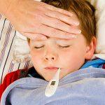 Причины возникновения жара у ребенка