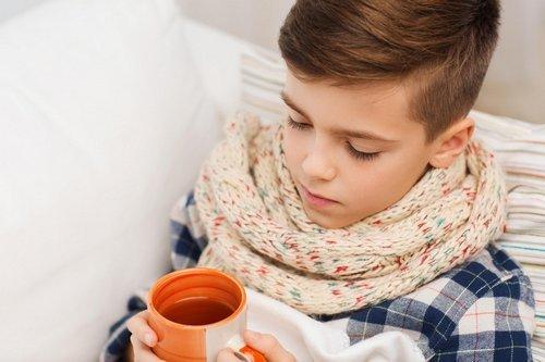 сколько дней держится температура при гриппе у детей