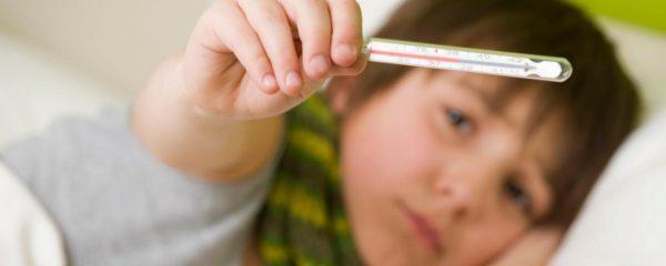 Почему у ребенка температура? Основные причины, способы снижения гипертермии