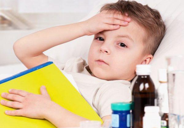 какую температуру надо сбивать у ребенка