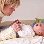 потеет при температуре ребенок