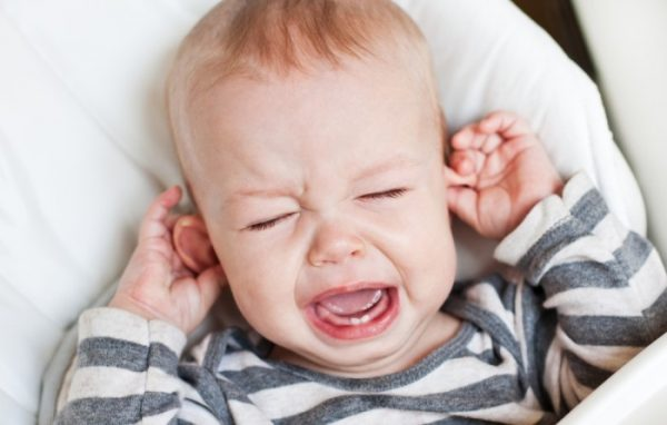 у ребенка 10 месяцев температура