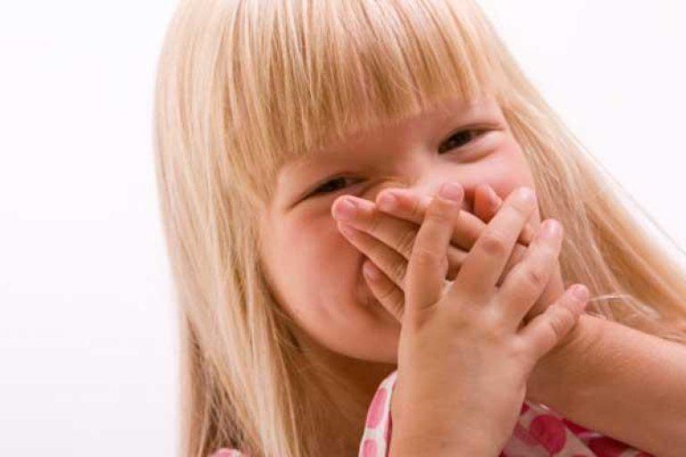Неприятный запах кожи у ребенка
