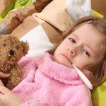 Способы снятия температуры у семилетнего ребенка