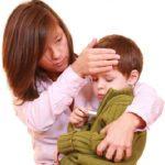 Высокая бессимптомная температура у ребенка — что делать?