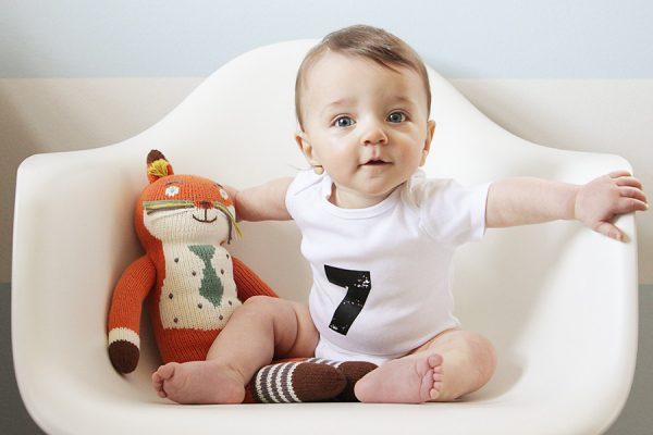 температура у ребенка 7 месяцев