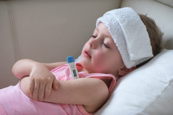 бред при температуре у ребенка