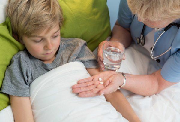 ибуклин для детей от температуры
