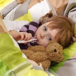 Какая температура считается нормальной для ребенка