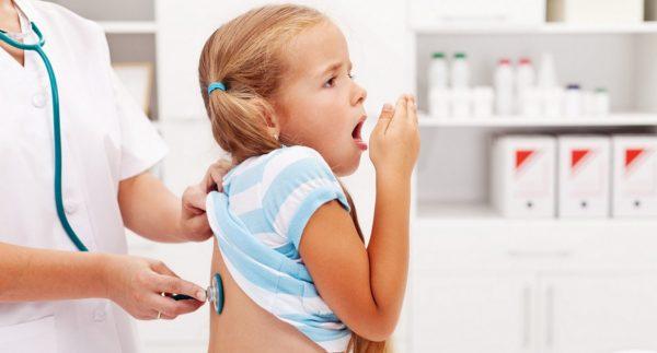 насморк и температура у ребенка