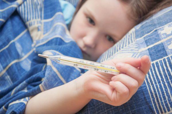Чем сбить высокую температуру у ребенка 39 в домашних условиях