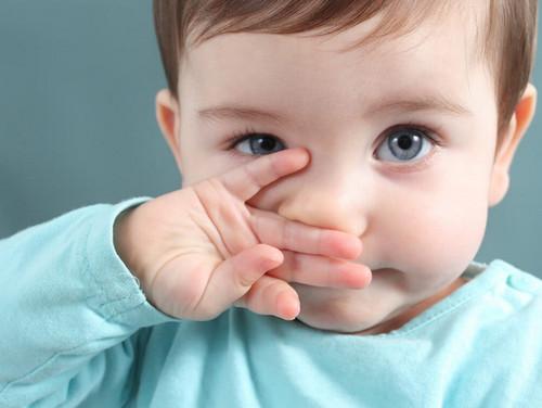 температура и заложен нос у ребенка