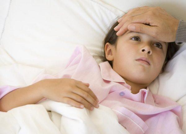 температура 39 и понос у ребенка