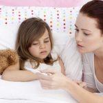 У ребенка температура 4 дня: что делать и чем лечить