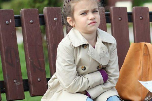 запор и температура у ребенка