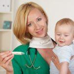температура у ребенка после прививки