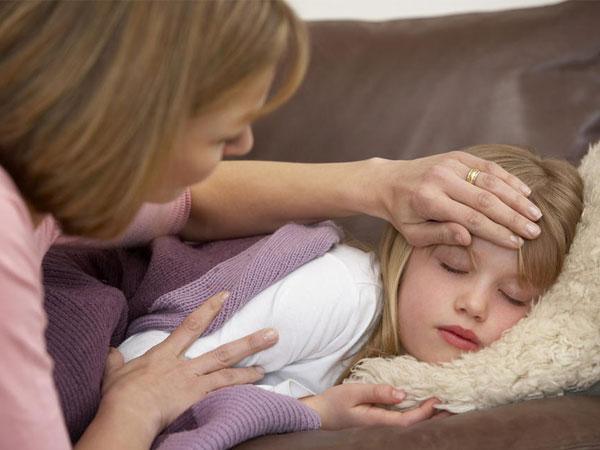 температура не спадает у ребенка