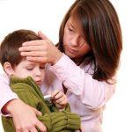 корвалол детям при высокой температуре