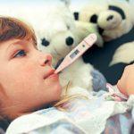 как сбить температуру у ребенка народными средствами