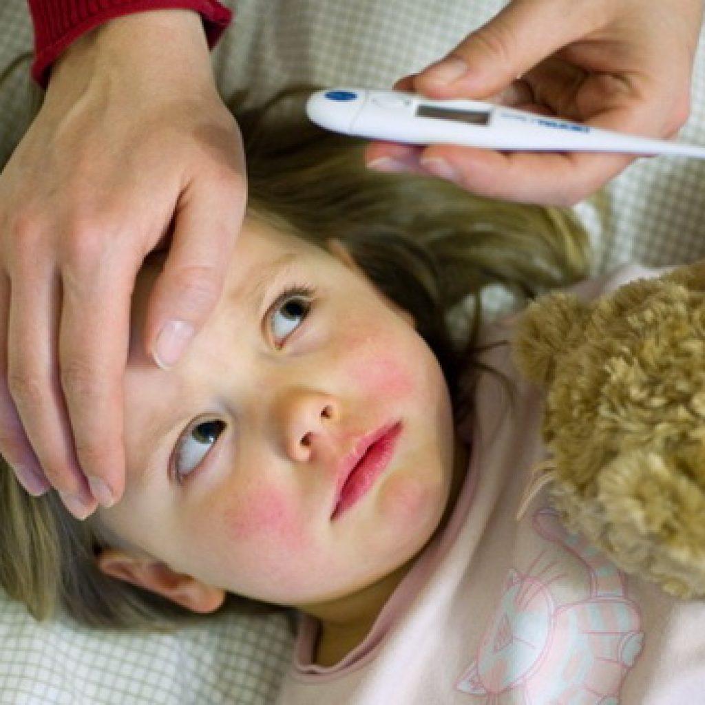 Как сбить температуру у ребенка в домашних условиях? РИНЗА