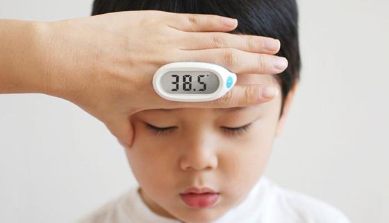 Как быстро сбить температуру у детей в домашних условиях