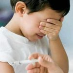 У 6-месячного малыша повышается температура до 38 без симптомов