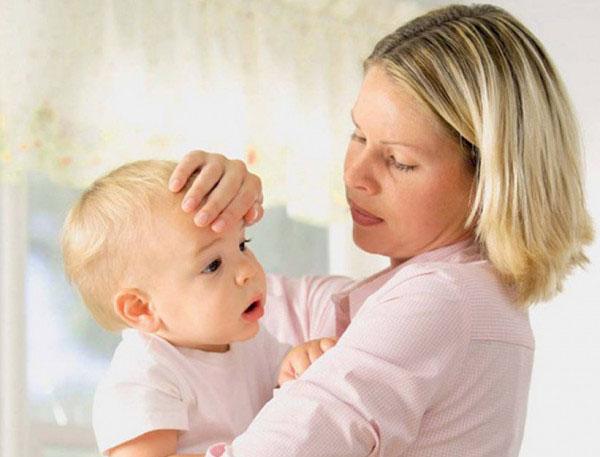 температура 37 у ребенка 6 месяцев