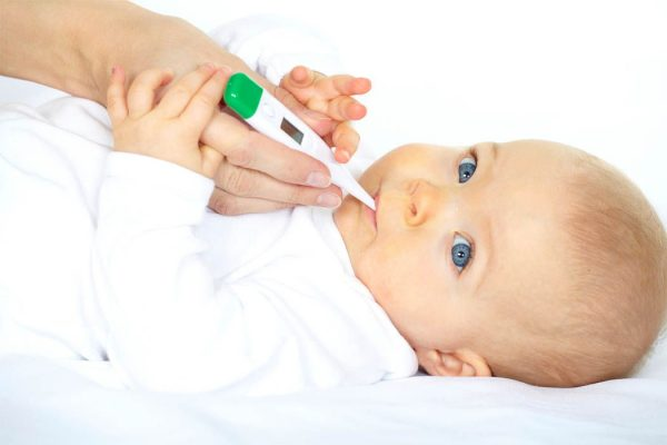 37 7 температура у 7 месячного ребенка