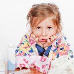 Температура при гриппе у ребенка