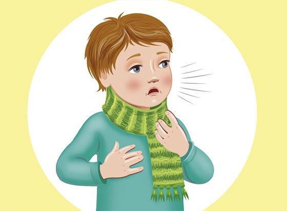 можно ли делать массаж при температуре ребенку