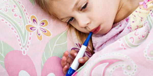 какую температуру надо сбивать у ребенка 3 года