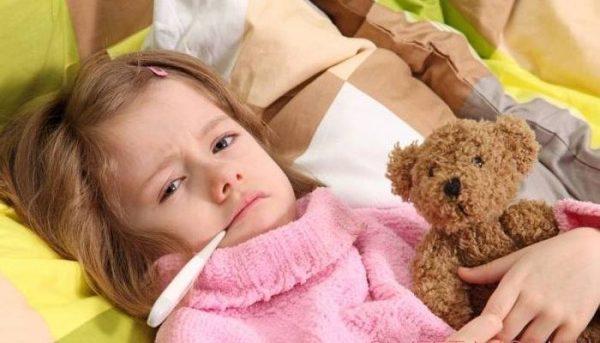 ем опасна высокая температура у ребенка