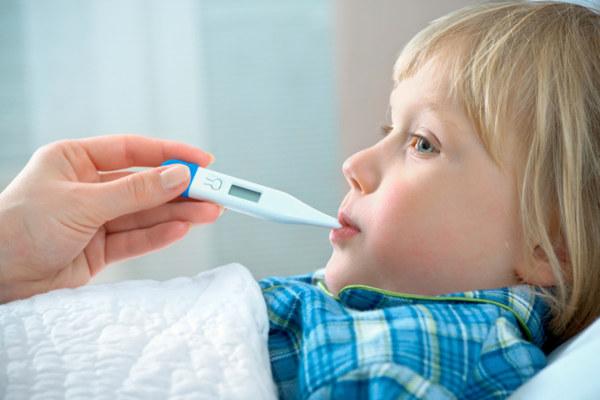 можно ли делать ингаляции детям небулайзером при температуре