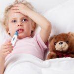 Что делать если у ребенка поднялась высокая температура