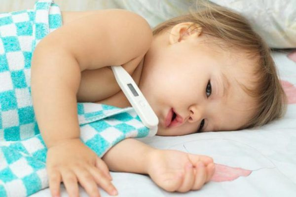 судороги у ребенка при температуре