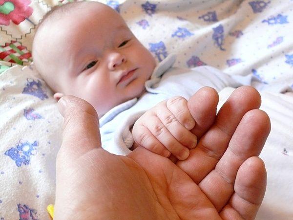 температура после сна у ребенка