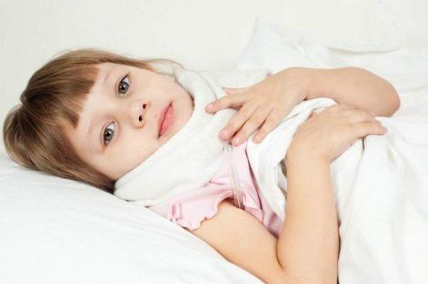 температура и хриплый голос у ребенка