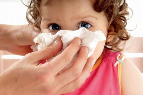 Кровь из носа при температуре