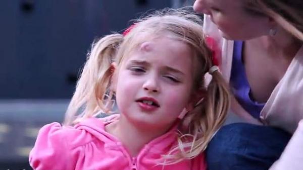 Может ли быть температура у ребенка после удара головой thumbnail