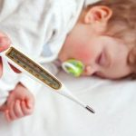 скачет температура у ребенка