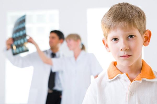 температура при сотрясении мозга у детей