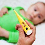 У ребенка температура без кашля и насморка