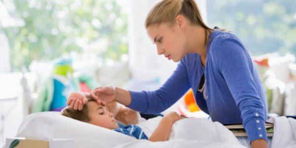 как сбить температуру 39 в домашних условиях у ребенка