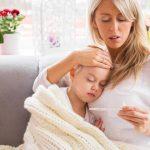 Бессимптомное повышение температуры у ребенка