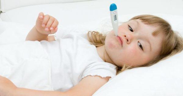 температура у ребенка после антибиотиков
