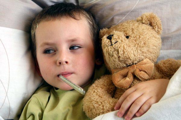 Температура у ребенка уже 4 дня как понизить thumbnail